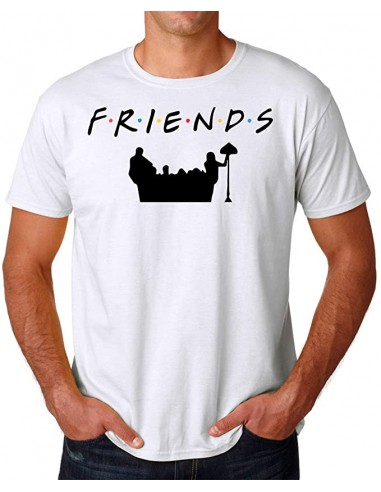 """Friends """"Logo opaco"""""""