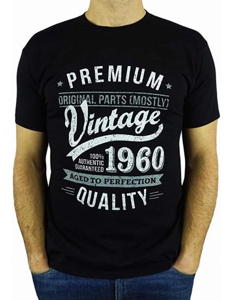 Pedir en línea Vintage 1960 Camisetas | Spreadshirt