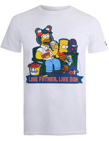 "Los Simpson ""Like Father, Like Son"""